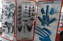 лемежи и работни органи за плугове - Bellota