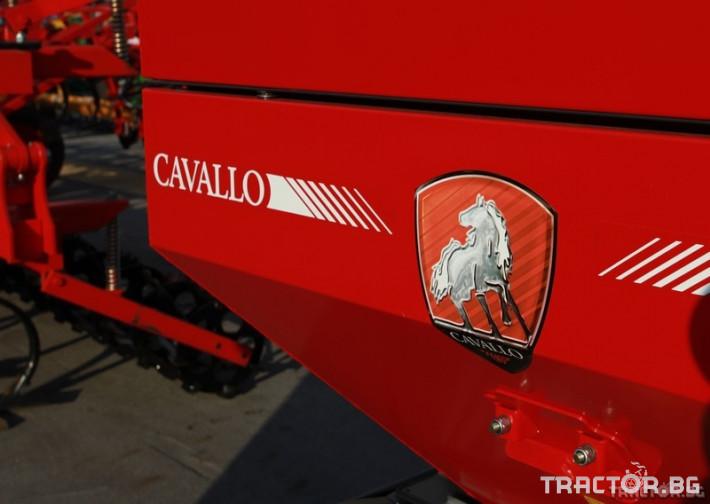 Торачки Cavallo Двудискова торачка Compact 4