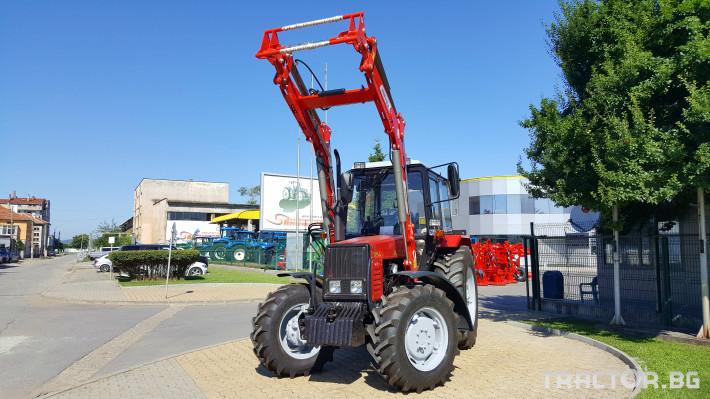 Трактори Беларус МТЗ 1025.2 4