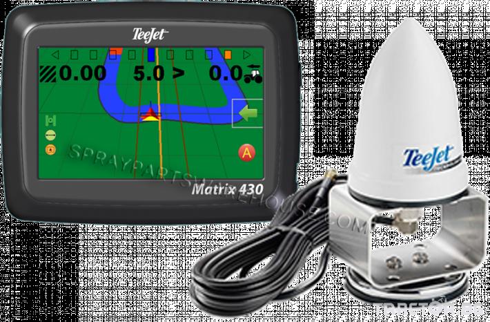 Прецизно земеделие Навигация TeeJet Matrix 430 0