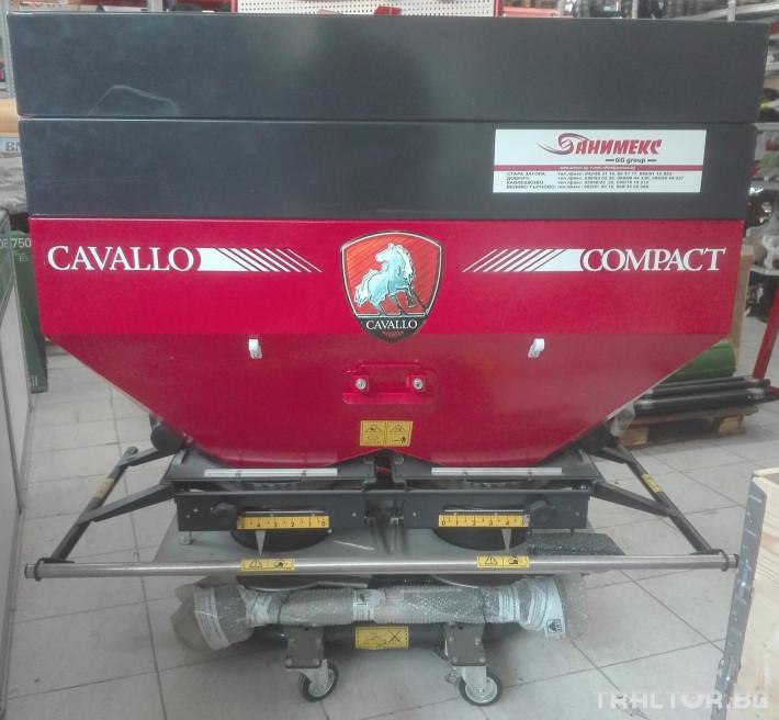 Торачки Cavallo Compact / Zeus 24 / Crono 24 1