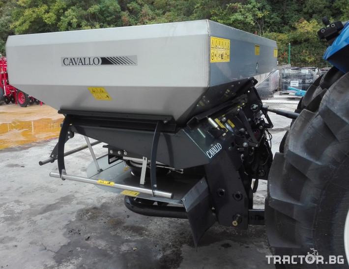 Торачки Cavallo Compact / Zeus 24 / Crono 24 2