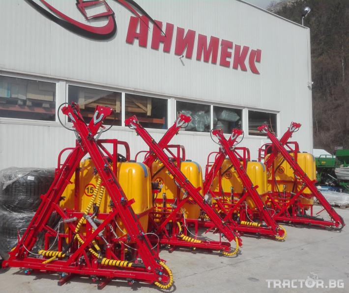 Пръскачки Jar-Met 1000 - 1200 l 0 - Трактор БГ