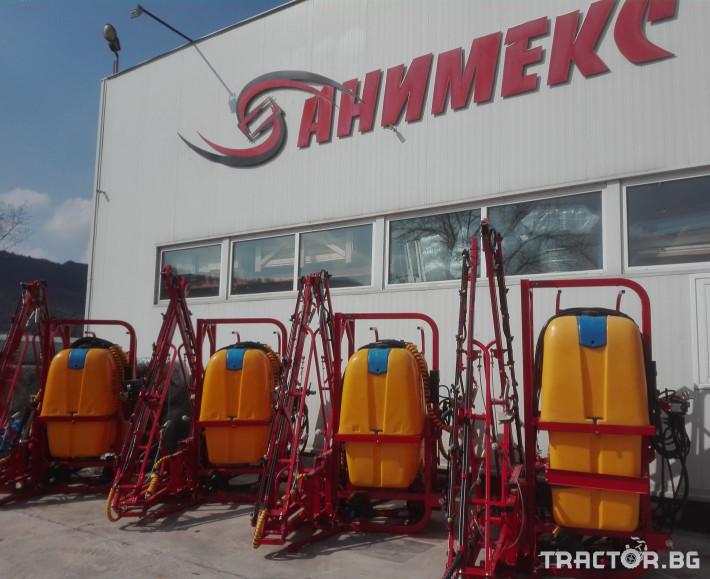 Пръскачки Jar-Met 1000 - 1200 l 8 - Трактор БГ