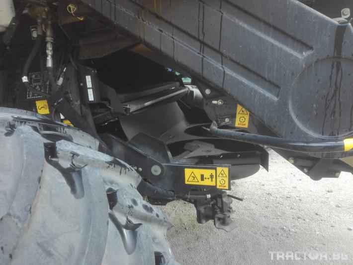 Комбайни New-Holland CX6.80 5 - Трактор БГ