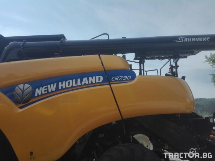 Комбайни New-Holland CR7.90 ТОП ЦЕНА ! ! ! 4 - Трактор БГ