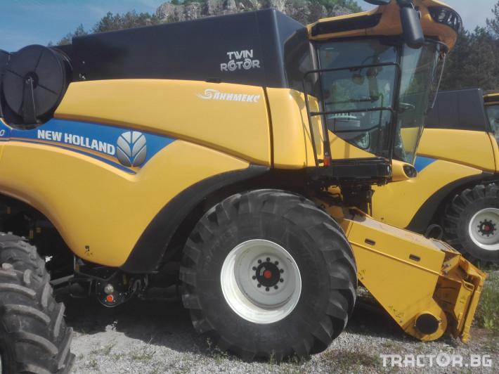 Комбайни New-Holland CR7.90 ТОП ЦЕНА ! ! ! 1 - Трактор БГ