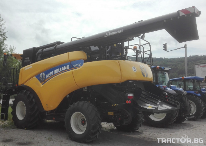 Комбайни New-Holland CR7.90 ТОП ЦЕНА ! ! ! 0 - Трактор БГ