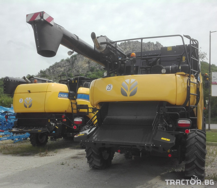 Комбайни New-Holland CR7.90 ТОП ЦЕНА ! ! ! 5 - Трактор БГ