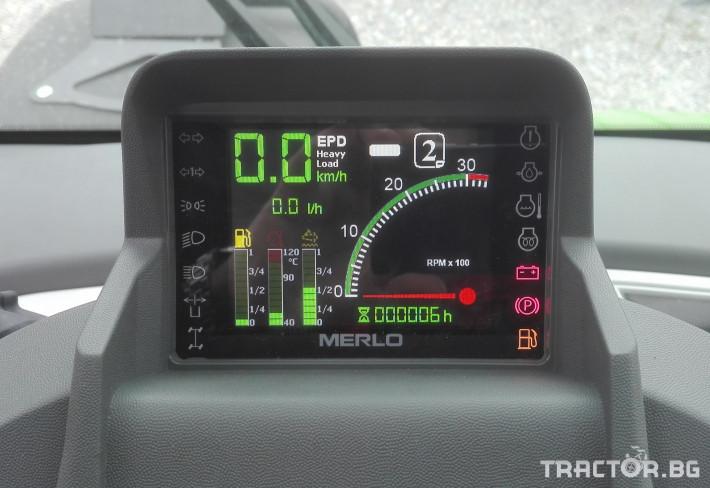 Телескопични товарачи Merlo TF 35.7 12 - Трактор БГ