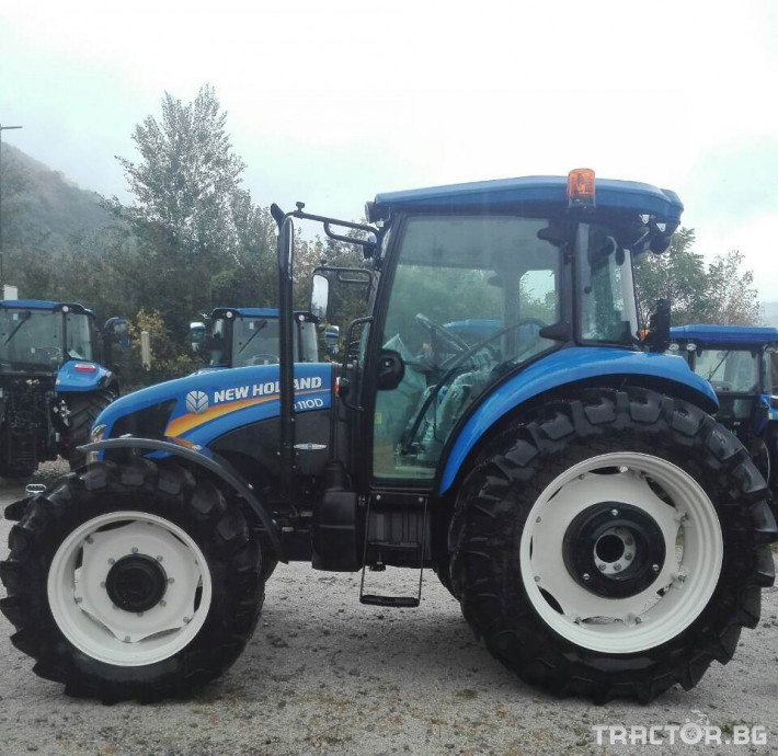 Трактори New-Holland TD110D 0