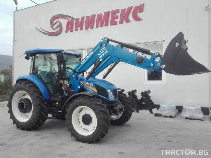 Трактори New-Holland TD110D 3