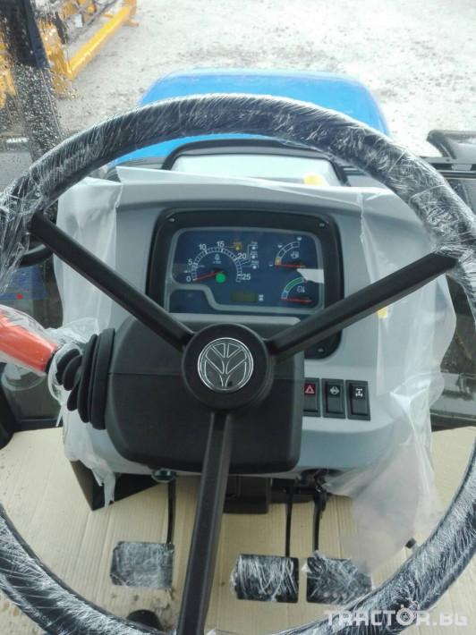Трактори New-Holland TD110D 6