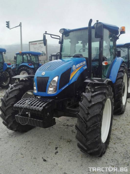 Трактори New-Holland TD110D 1