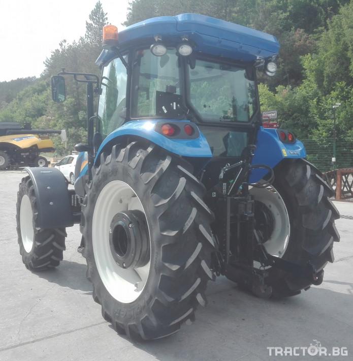 Трактори New-Holland TD100D 7 - Трактор БГ