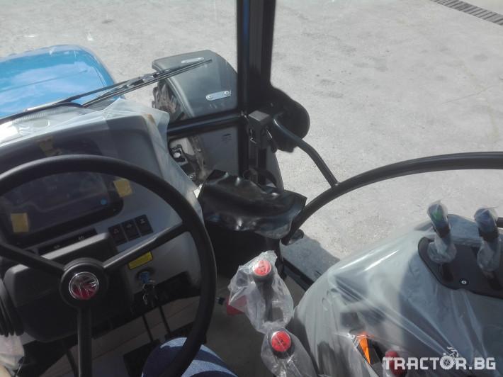 Трактори New-Holland TD100D 9 - Трактор БГ