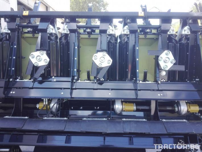 Хедери за жътва Oros CORNADO 6 CHOP FIX 1 - Трактор БГ