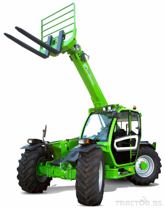 Части за трактори Резервни части за челен товарач MERLO / МЕРЛО 0 - Трактор БГ