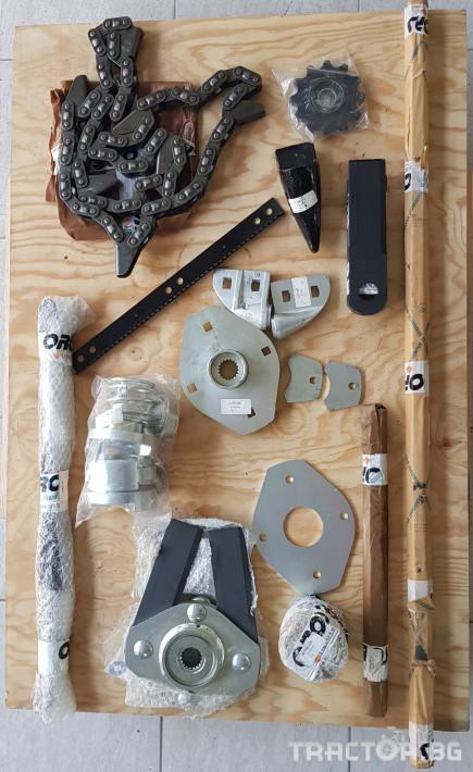 Части за инвентар Комплект за преоборудване за слънчоглед и резервни части за хедер OROS / ОРОШ / LINAMAR / ЛИНАМАР 1 - Трактор БГ