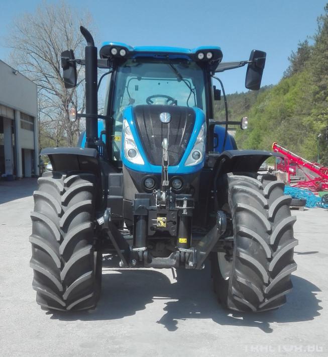 Трактори New-Holland T7.215S 2 - Трактор БГ