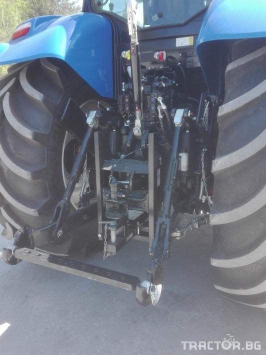 Трактори New-Holland T7.215S 4 - Трактор БГ
