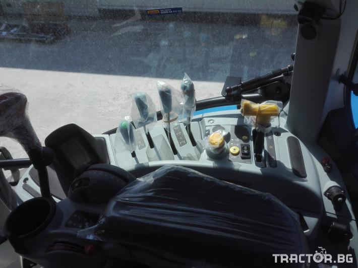 Трактори New-Holland T7.215S 5 - Трактор БГ