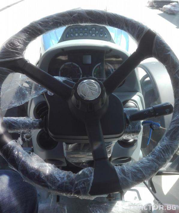 Трактори New-Holland T7.215S 6 - Трактор БГ