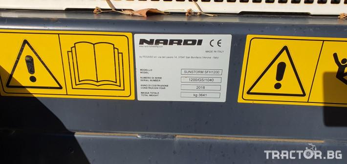 Хедери за жътва Nardi SUNSTORM SFH 1200 4 - Трактор БГ