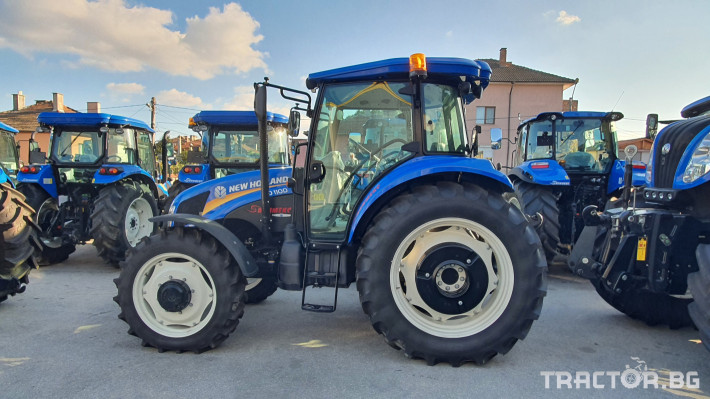 Трактори New-Holland TD110D 0 - Трактор БГ