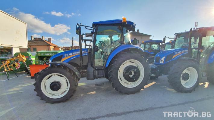 Трактори New-Holland TD100D 0 - Трактор БГ