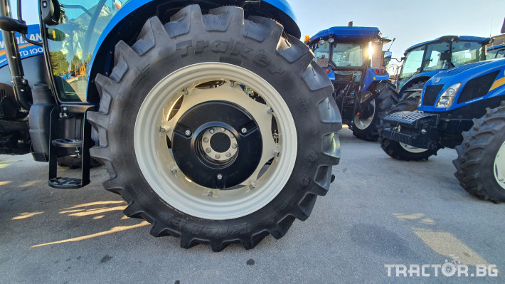 Трактори New-Holland TD100D 3 - Трактор БГ