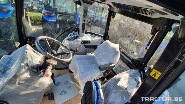 Трактори New-Holland TD100D 1 - Трактор БГ