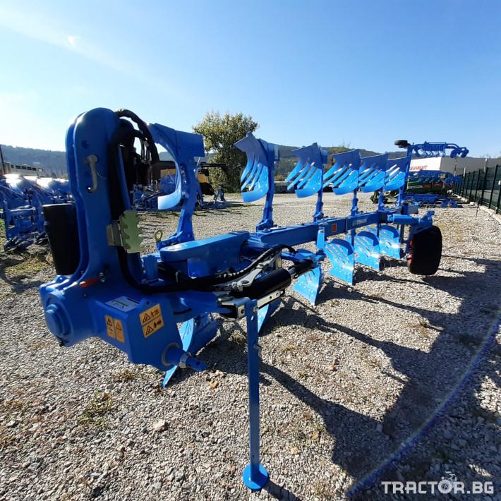 Плугове Lemken Juwel 10M 6 N100 2 - Трактор БГ
