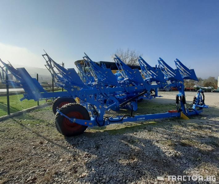 Плугове Lemken Diamant 16V 7 L100 0 - Трактор БГ