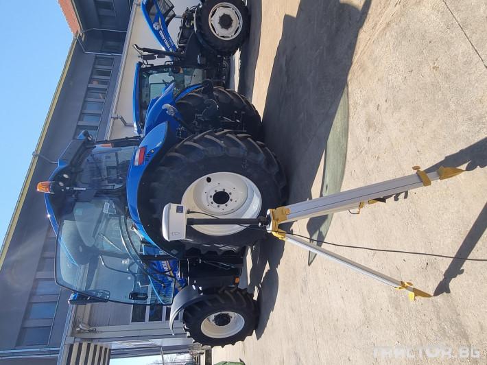 Прецизно земеделие Автопилот FJ DYNAMICS + РТК Станция 10 - Трактор БГ