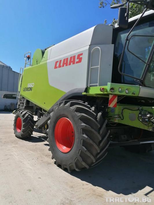 Комбайни Claas Lexion 660 3 - Трактор БГ
