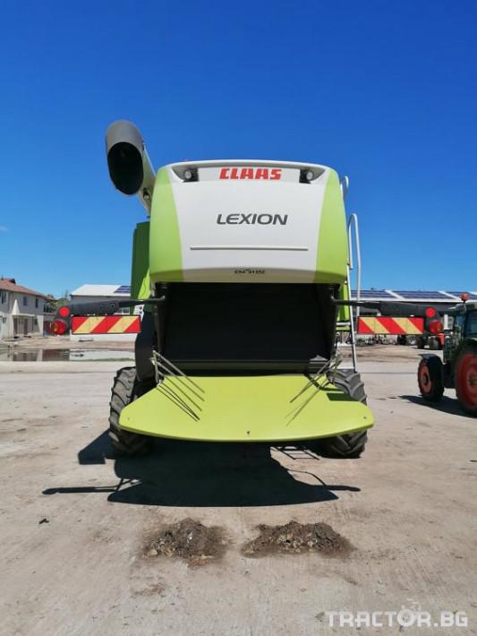 Комбайни Claas Lexion 660 4 - Трактор БГ