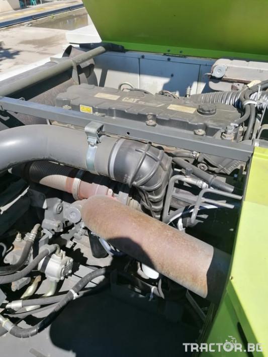 Комбайни Claas Lexion 660 8 - Трактор БГ