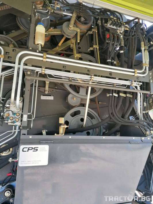 Комбайни Claas Lexion 660 11 - Трактор БГ
