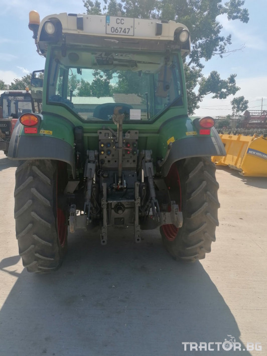 Трактори Fendt 210 Vario 1 - Трактор БГ