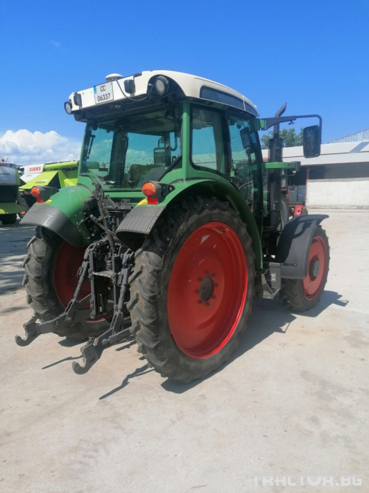 Трактори Fendt 210 Vario 3 - Трактор БГ