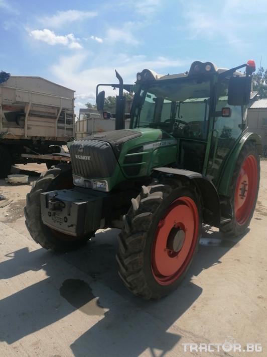 Трактори Fendt 210 Vario 8 - Трактор БГ