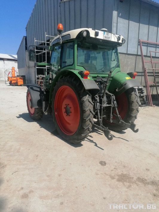 Трактори Fendt 210 Vario 10 - Трактор БГ
