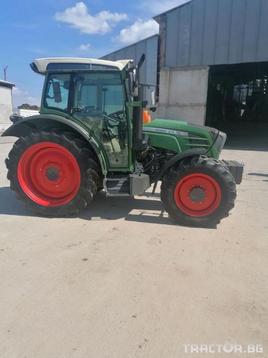 Трактори Fendt 210 Vario 11 - Трактор БГ