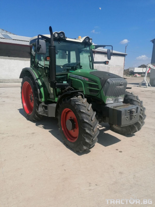 Трактори Fendt 210 Vario 12 - Трактор БГ