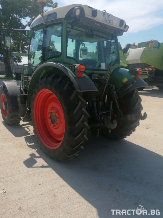 Трактори Fendt 210 Vario 13 - Трактор БГ