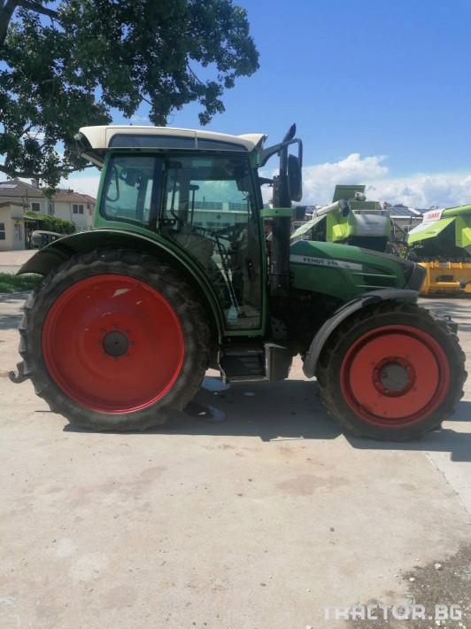 Трактори Fendt 210 Vario 14 - Трактор БГ