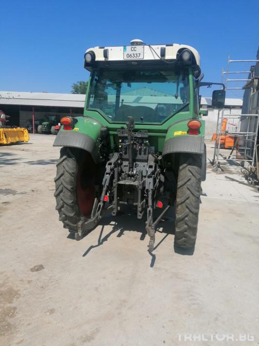 Трактори Fendt 210 Vario 15 - Трактор БГ