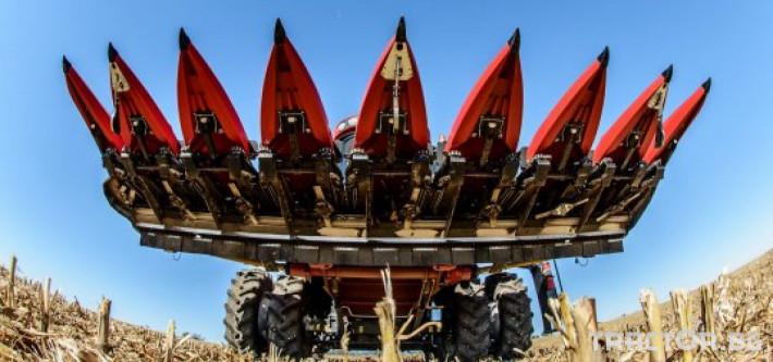 Хедери за жътва Oros CORNADO 6 CHOP FIX 0 - Трактор БГ