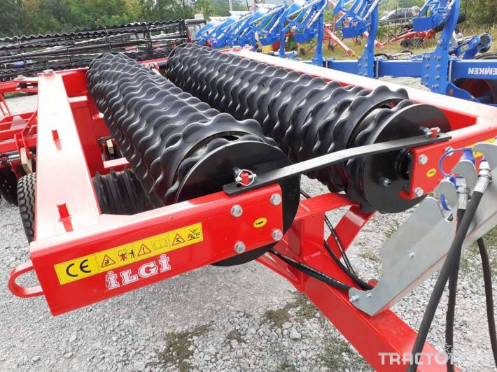 Валяци Валяк ILGI AMR 620-B 0 - Трактор БГ
